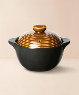 宅家养生 中式耐高温养生陶瓷煲