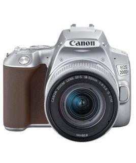 Canon/佳能 EOS 200D II EF-S 18-55 单反套机